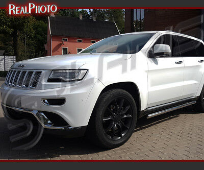 Jeep Grand Cherokee 2010+ Side Bars, Stainless Steel