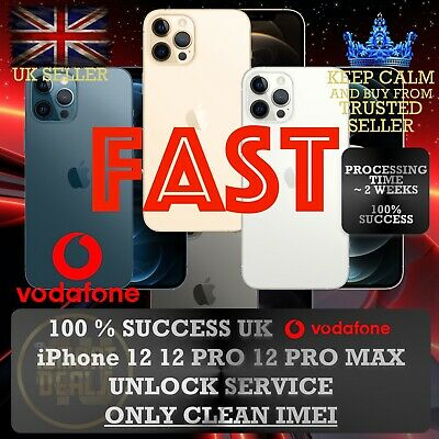 Unlock Iphone Xs Max X 8 8+8 Plus 7 7+ Se 6S 6 Service Uk Vodafone Unlocking