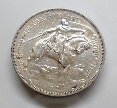 Portugal - 10$00 - 1928 - Silver - Scarce In This Condition - Aunc/unc