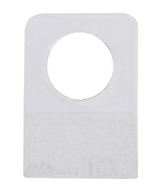 Hole Style Hang Tabs with Adhesive - Pack of 360