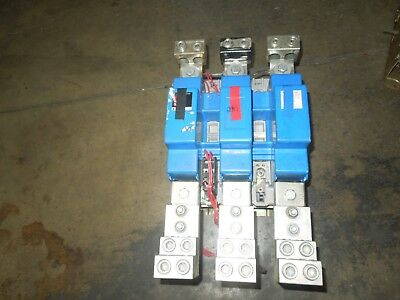 Cutler Hammer 10-5822 Series C1 Resistive Contactor 700A 3P 600V Used