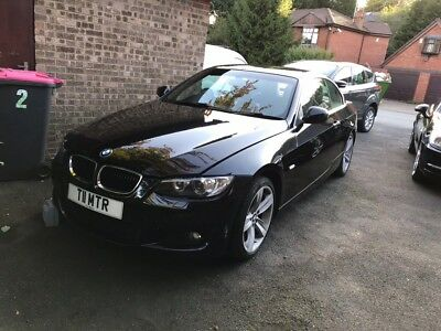 Bmw 320i Convertible Se Highline 2009 59 Plate Non Runner With