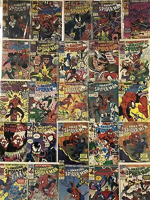 Amazing Spider-Man Comics Huge Lot 25 Comic Book Collection Set Run Books Box 4