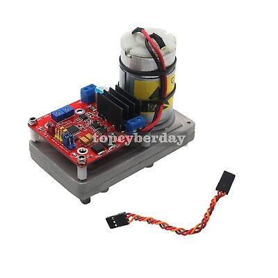 DC 12V-24V Large Torque Alloy Servo 100kg/cm for Mechanical Arm Robot