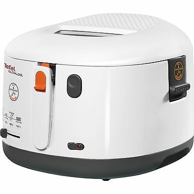 Tefal Fritteuse One Filtra FF 1631, weiß