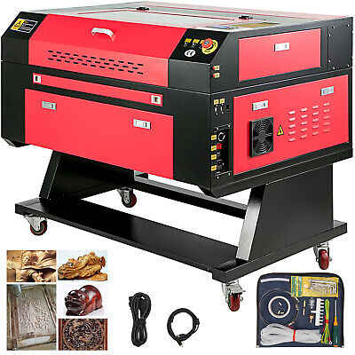 Laser Engraver Engraving Machine 60W Co2 Cutter Cutting Dsp Control Bargain Sale