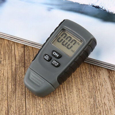 RM660 Digital Paint Coating Thickness Gauge 0-1.25mm Gauge Tester for Car UK
