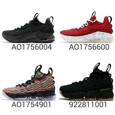 384d1f0e109c Nike LeBron XV Low   Hi EP 15 James LBJ Men Women Kids Basketball Shoes Pick