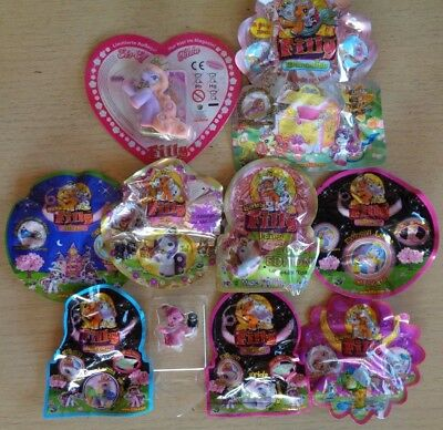 10 verschiedene Filly Teile*Mermaids,Witchy,Eis-Elfe,Fairy,Elves,Exklusive(a1)