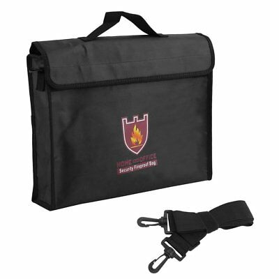 Security Fireproof Bag Double Protective Fire Retardant Safety Guard Pouch GA