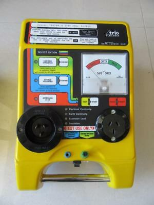 Electrical Appliance Tester
