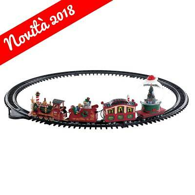 Lemax Trenino Di Natale - North Pole Railway 74223