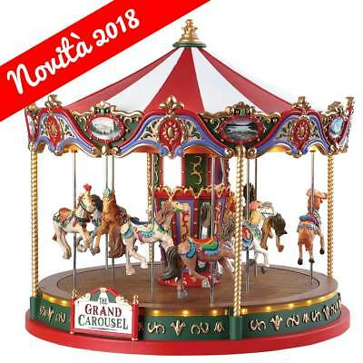 Lemax Il Grande Carosello - The Grand Carousel Cod 84349