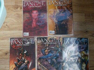 ANGEL; After the Fall Comics