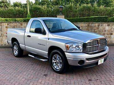 """2007 Dodge Ram 1500 Rare 3 Seat Regular Cab with 6'5"""" Bed - Exceptional Truck!"""
