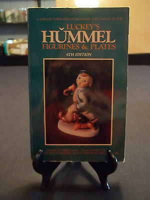 Luckey's Hummel Figurines & Plates Identification & Value Guide 6th Edition Book