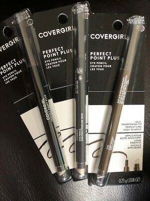 (1) Covergirl Perfect Point Plus Eye Pencil, You Choose