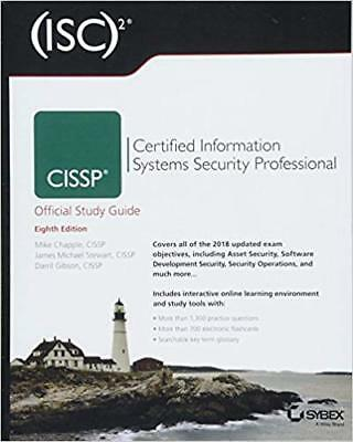 CISSP Certified Information Systems Security Professional 8th - DIGITAL EDITION