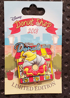 DUMBO Donut Shop Disney Pin of the Month October 2018 LE 3000 *PRE-SALE*