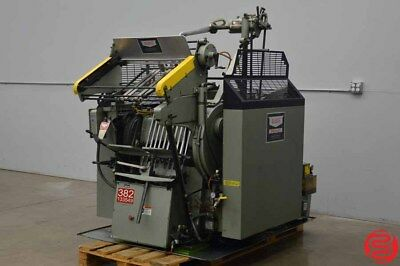 "Kluge EHD 14"" x 22"" Die Cutter with Upgraded Safety Guards and Latches"