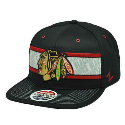 Chicago Blackhawks Mammoth Bobble Knit Eishockey Fanartikel