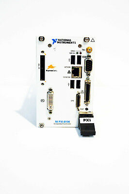 National Instruments Ni PXI-8106 2.16 Ghz Dual-Core Pxi Eingebettet Kontroll-