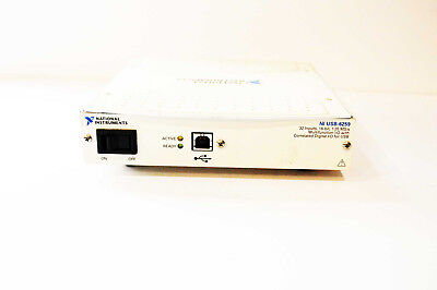 National Instruments Ni USB-6259 Daten Erfassung Modul, Ni Daq , Multifunktion