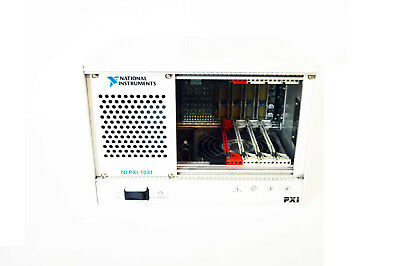 National Instruments NI PXI-1031 4-Slot 3U pxi Chassis p/n 190871K-01L