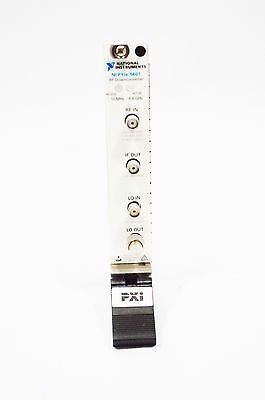 USA National Instruments ni PXIe-5601