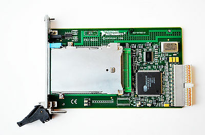 National Instruments NI PXI-8220 2-Slot PC Card Carrier PCI-8220/PXI-8220