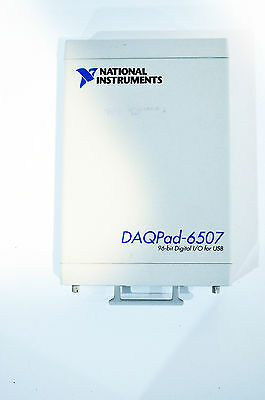 National Instruments Ni DAQPad-6507 96 Spitze Digital- I/O für USB
