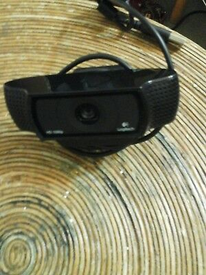 Logitech V-U0028 HD Pro Webcam Web Camera 860-000334