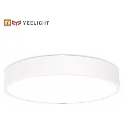 Intelligent LED Ceiling Lamp Dust Resistance Wifi Bluetooth App Remote Control