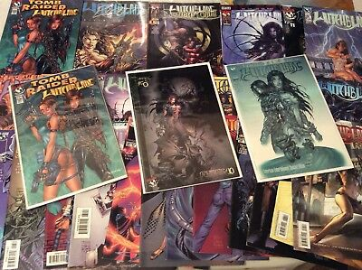 Witchblade #10 + Lot Of 30 Issues Includes #18 Variant