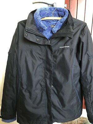 Ladies Craghoppers Aqua dry Jacket