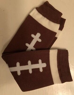 Baby Infant Football Leg Warmers One Size Free Shipping!