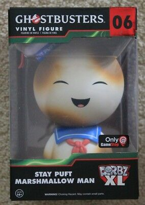 Funko Ghostbusters Stay Puft Toasted Dorbz XL