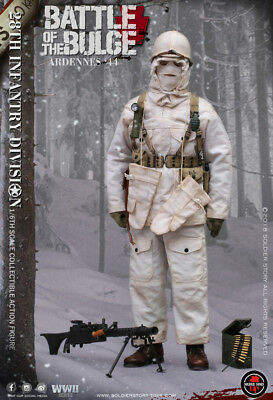 Soldier Story 1/6 SS-111 U.S. Army 28th Infantry Division Ardennes 1944  New