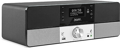 TechniSat DigitRadio 360 CD Digitalradio DAB+ Radio UKW RDS USB NEU Tischradio