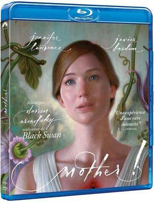Mother Jennifer Lawrence  Blu Ray Neuf Sous Cellophane