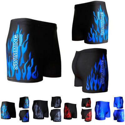 Mens Swimming Shorts Briefs Swim Trunks Boxer Shorts Beach Shorts Pants Swimwear