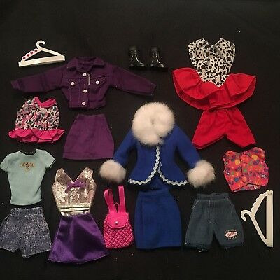 Barbie Fashion Avenue Clothes Lot #04