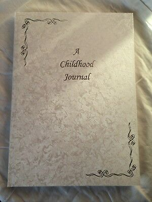 Baby Book - A Childhood Journal (Birth to 18 years - A gift for every Parent)