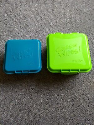 Cheeky Wipes Fresh And Mucky Container Boxes