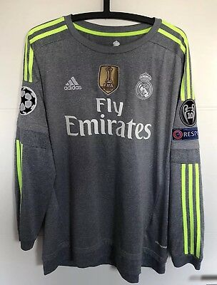 Real Madrid Trikot - Cristiano Ronaldo L - Champions League
