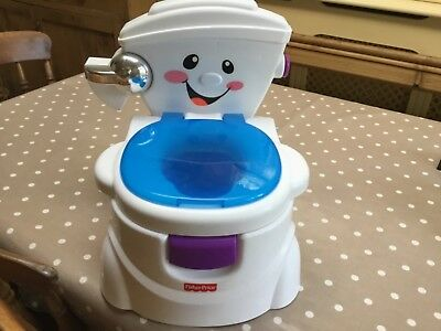 Fisher-Price My Potty Friend Toddler Toilet Training