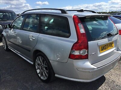 07 Volvo V50 Auto 2.0 Sport Estate Sunroof, Alloys, Climate,nice Looking Example