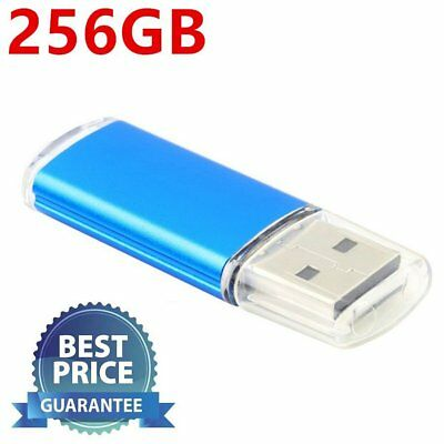 256G Flash Drive USB 2.0 Large Capacity U Disk High Speed External Memory StickN