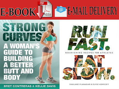 """Strong Curves : A Woman's Guide to Building butt & body BY Bret Contreras-EßOOK"""""""