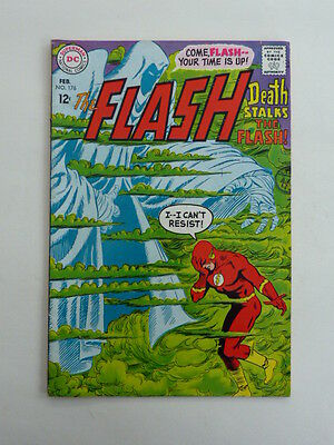 The Flash #176 VFN - 1968. SALE FOR LIMITED TIME!